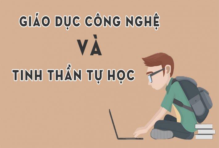Về giáo dục công nghệ và tinh thần tự học - tác giả: Cô Thanhmori