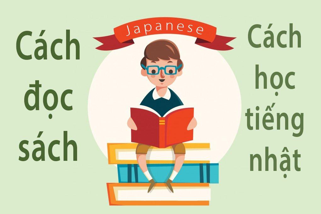 Cách đọc sách - cách học tiếng nhật hiệu quả