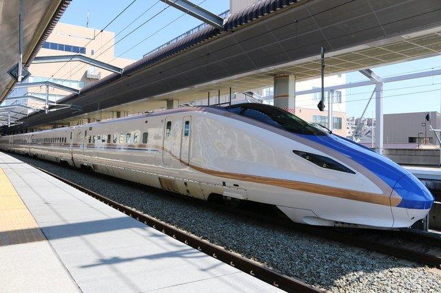 Tàu Shinkansen an toàn và chính xác