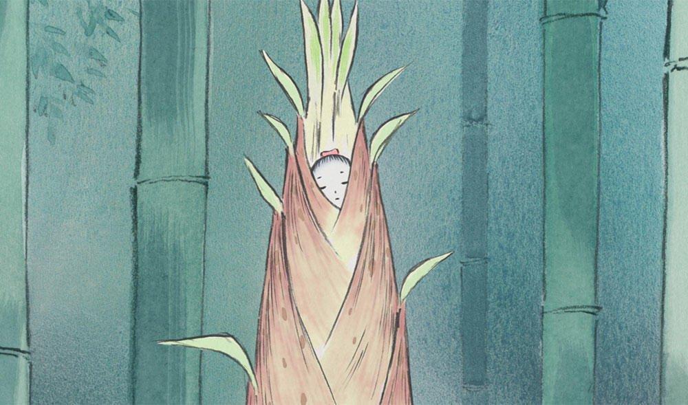 竹取物語 (Câu chuyện về nàng tiên ống tre)