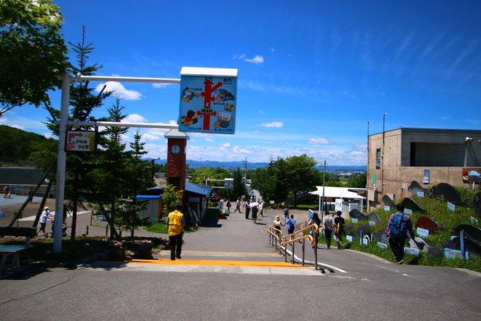 旭山動物園 (Sở thú Asahiyama)