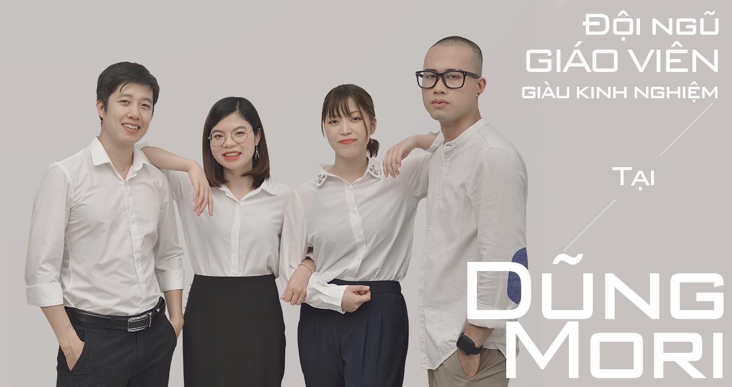 Giảng viên hàng đầu hệ thống dạy tiếng Nhật online tại Việt Nam